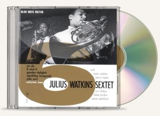 julius watkins sextet vol. 1-2