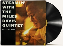 steamin' with miles davis quintet